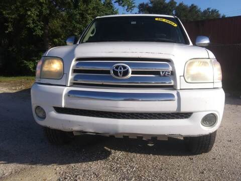 2005 Toyota Tundra for sale at Best Buy Autos in Mobile AL