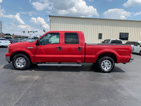 2005 Ford F-250 Super Duty for sale in Moultrie, GA