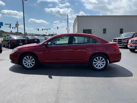 2012 Chrysler 200 for sale in Moultrie, GA