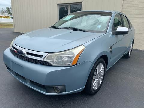 2009 Ford Focus for sale in Moultrie, GA