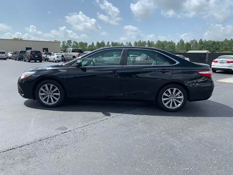 2015 Toyota Camry Hybrid for sale in Moultrie, GA