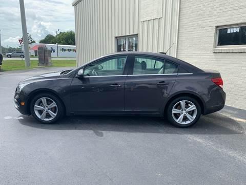 2015 Chevrolet Cruze for sale in Moultrie, GA