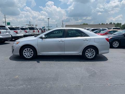 2012 Toyota Camry for sale in Moultrie, GA