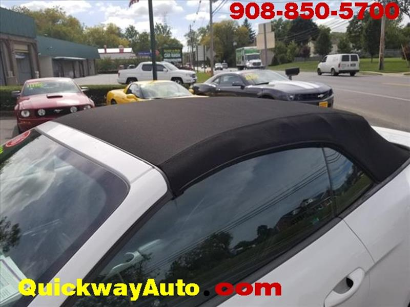 2016 Ford Mustang for sale at Quickway Auto Sales in Hackettstown NJ