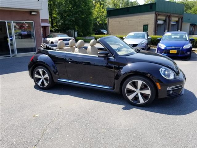 2013 Volkswagen Beetle for sale at Quickway Auto Sales in Hackettstown NJ