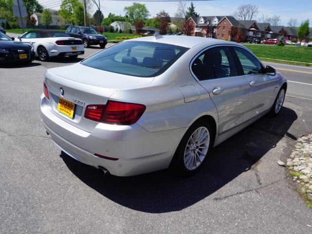 2012 BMW 5 Series for sale at Quickway Auto Sales in Hackettstown NJ