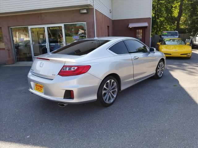 2014 Honda Accord for sale at Quickway Auto Sales in Hackettstown NJ