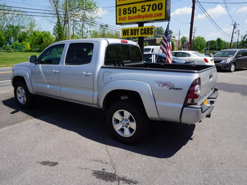 2013 Toyota Tacoma for sale at Quickway Auto Sales in Hackettstown NJ