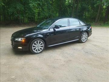 2014 Audi A4 for sale at Quickway Auto Sales in Hackettstown NJ