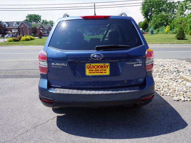 2014 Subaru Forester for sale at Quickway Auto Sales in Hackettstown NJ