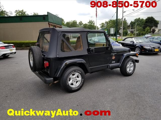 1998 Jeep Wrangler for sale at Quickway Auto Sales in Hackettstown NJ