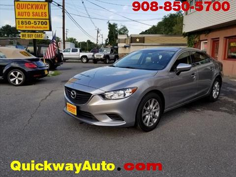 2014 Mazda MAZDA6 for sale at Quickway Auto Sales in Hackettstown NJ