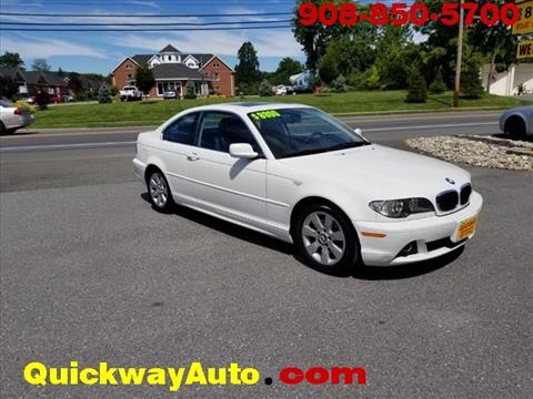 2006 BMW 3 Series for sale at Quickway Auto Sales in Hackettstown NJ