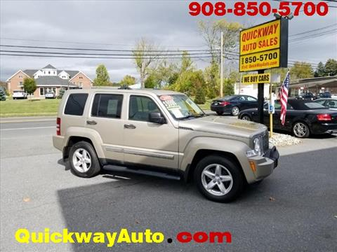 2011 Jeep Liberty for sale at Quickway Auto Sales in Hackettstown NJ