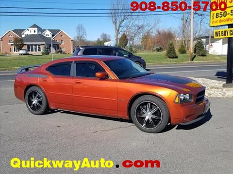 2006 Dodge Charger for sale at Quickway Auto Sales in Hackettstown NJ