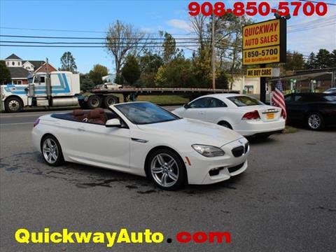 Contact Quickway Auto Sales in Hackettstown, NJ