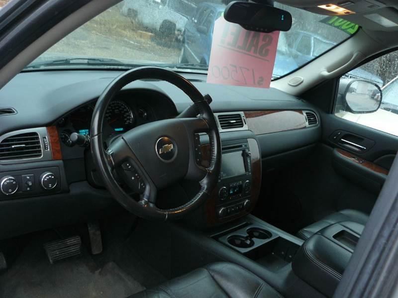 2007 Chevrolet Avalanche LTZ 1500 4dr Crew Cab 4WD SB - Montevideo MN