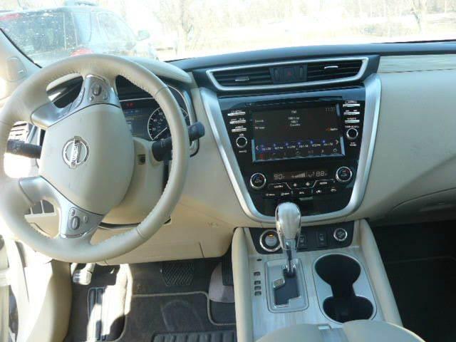2016 Nissan Murano AWD SL 4dr SUV - Montevideo MN