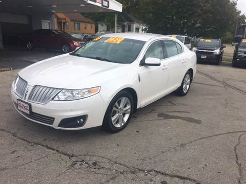 2010 Lincoln MKS for sale in Cedar Falls, IA