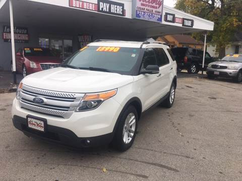2011 Ford Explorer for sale in Cedar Falls, IA