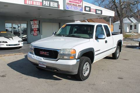 2001 GMC Sierra 2500 for sale in Fort Dodge, IA