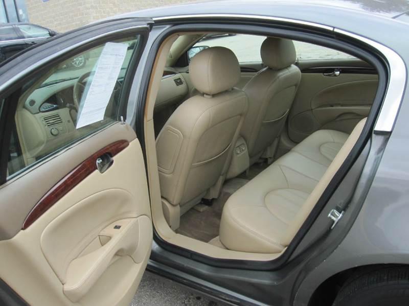 2006 Buick Lucerne CXL V6 4dr Sedan - Cedar Falls IA