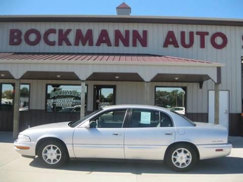 2002 Buick Park Avenue for sale in St. Paul, NE