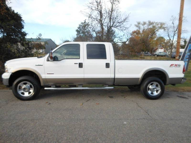2007 Ford F-350 Super Duty Lariat In Fredericksburg VA - CR Garland ...