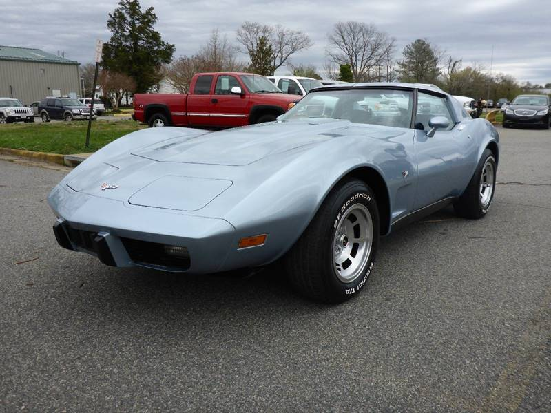 1977 Chevrolet Corvette In Fredericksburg VA - CR Garland Auto Sales