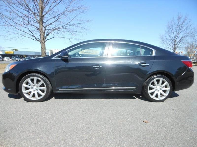 used cxl htm akron oh lacrosse sedan for sale buick