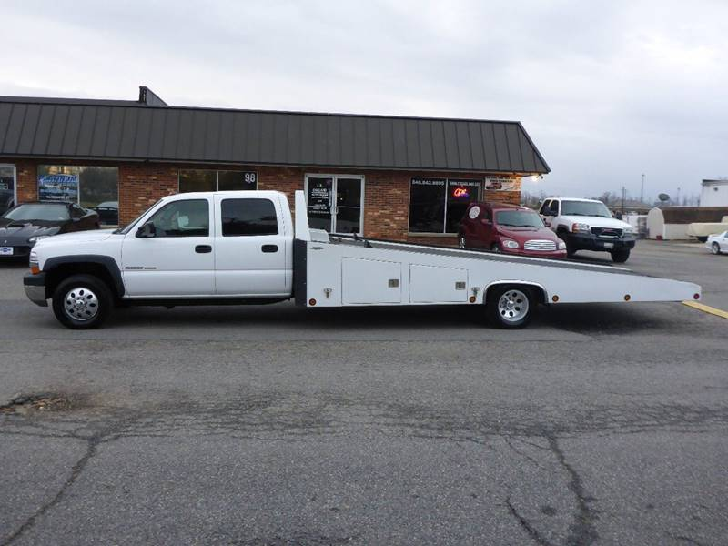 2002 Chevrolet C/K 3500 Series In Fredericksburg VA - CR Garland ...