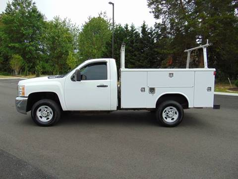 2009 Chevrolet Silverado 2500HD for sale at CR Garland Auto Sales in Fredericksburg VA