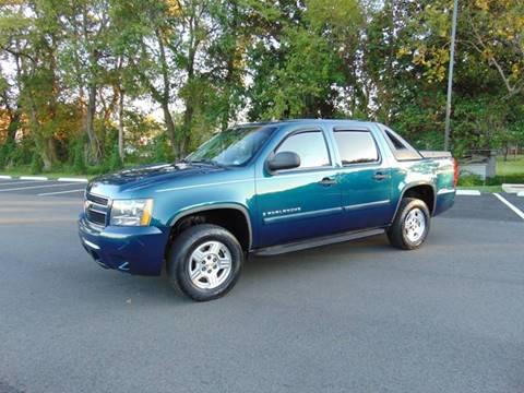 2007 Chevrolet Avalanche For Sale In Fredericksburg Va