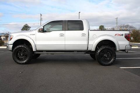 2012 Ford F-150 for sale at CR Garland Auto Sales in Fredericksburg VA