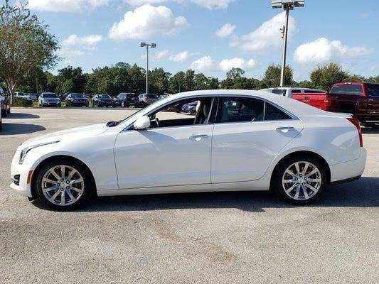 2017 Cadillac ATS for sale at CR Garland Auto Sales in Fredericksburg VA