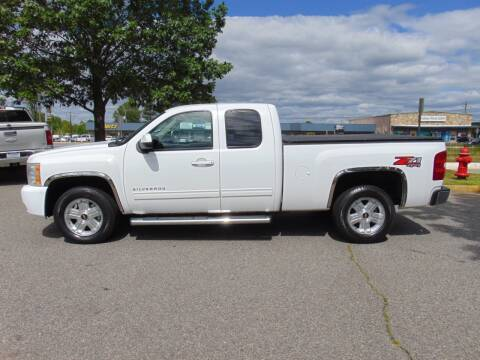2011 Chevrolet Silverado 1500 for sale at CR Garland Auto Sales in Fredericksburg VA
