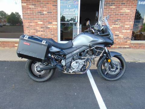 2015 Suzuki DL65A for sale at CR Garland Auto Sales in Fredericksburg VA