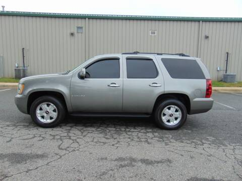 2009 Chevrolet Tahoe for sale at CR Garland Auto Sales in Fredericksburg VA