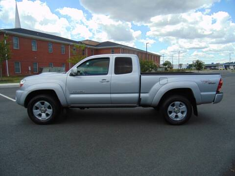 2008 Toyota Tacoma for sale at CR Garland Auto Sales in Fredericksburg VA