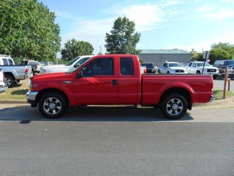 2002 Ford F-250 Super Duty for sale at CR Garland Auto Sales in Fredericksburg VA