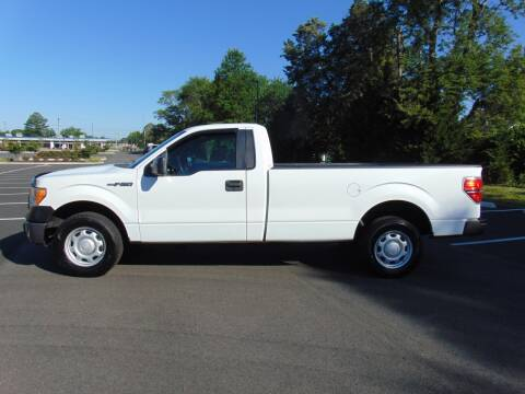 2011 Ford F-150 for sale at CR Garland Auto Sales in Fredericksburg VA