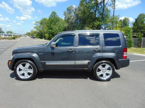 2011 Jeep Liberty for sale at CR Garland Auto Sales in Fredericksburg VA