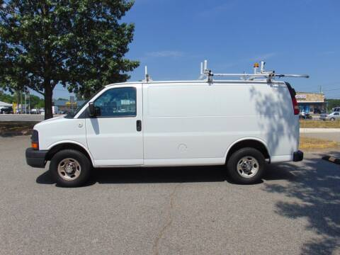 2011 Chevrolet Express Cargo for sale at CR Garland Auto Sales in Fredericksburg VA