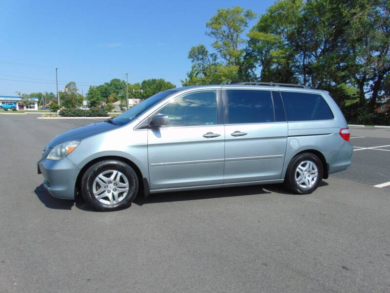 2007 Honda Odyssey for sale at CR Garland Auto Sales in Fredericksburg VA