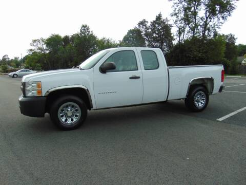 2013 Chevrolet Silverado 1500 for sale at CR Garland Auto Sales in Fredericksburg VA