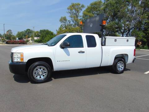 2008 Chevrolet Silverado 1500 for sale at CR Garland Auto Sales in Fredericksburg VA