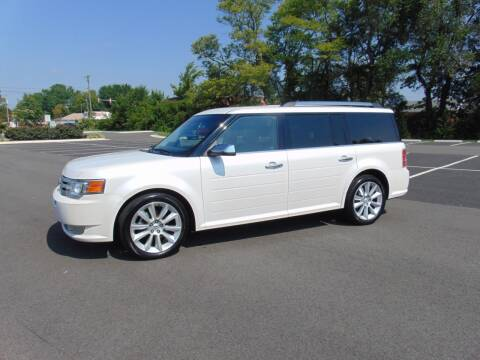 2012 Ford Flex for sale at CR Garland Auto Sales in Fredericksburg VA
