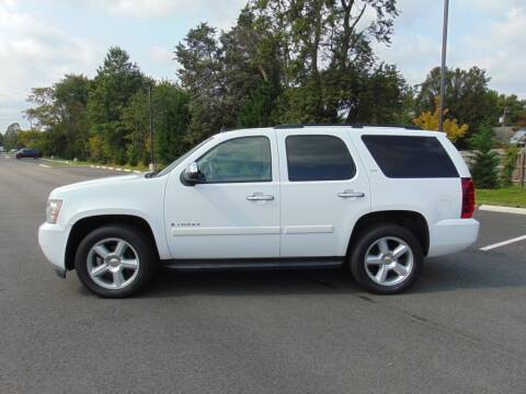 2008 Chevrolet Tahoe for sale at CR Garland Auto Sales in Fredericksburg VA