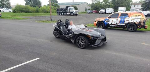 2017 Polaris POLARIS SLINGSHOT for sale at CR Garland Auto Sales in Fredericksburg VA