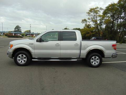 2009 Ford F-150 for sale at CR Garland Auto Sales in Fredericksburg VA